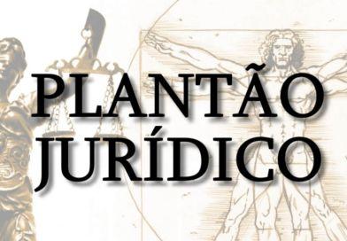 PLANTÃO JURÍDICO da VALORIZAÇÃO 16 A 20 DE OUTUBRO – NA APMC